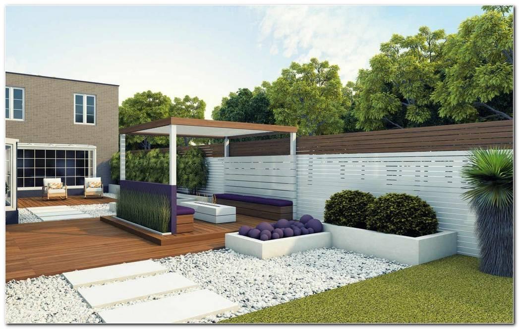 Dise O Jardin Interior Minimalista