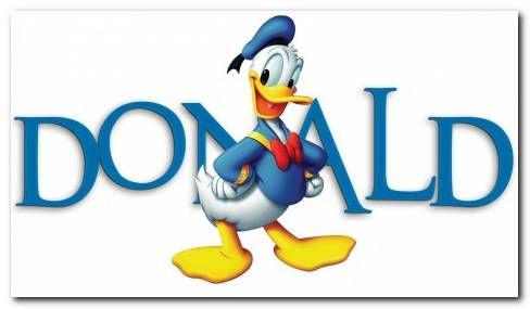 Donald Duck Wallpaper