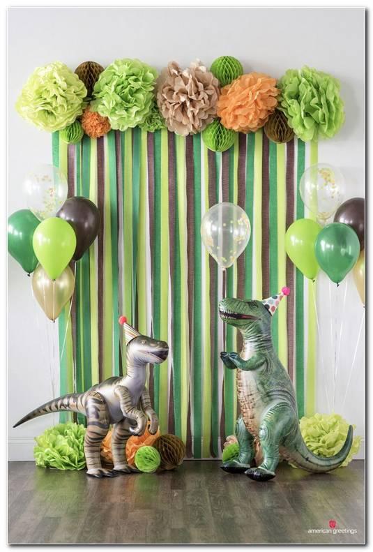 Donde Comprar Decoracion Para Fiestas De Dinosaurios