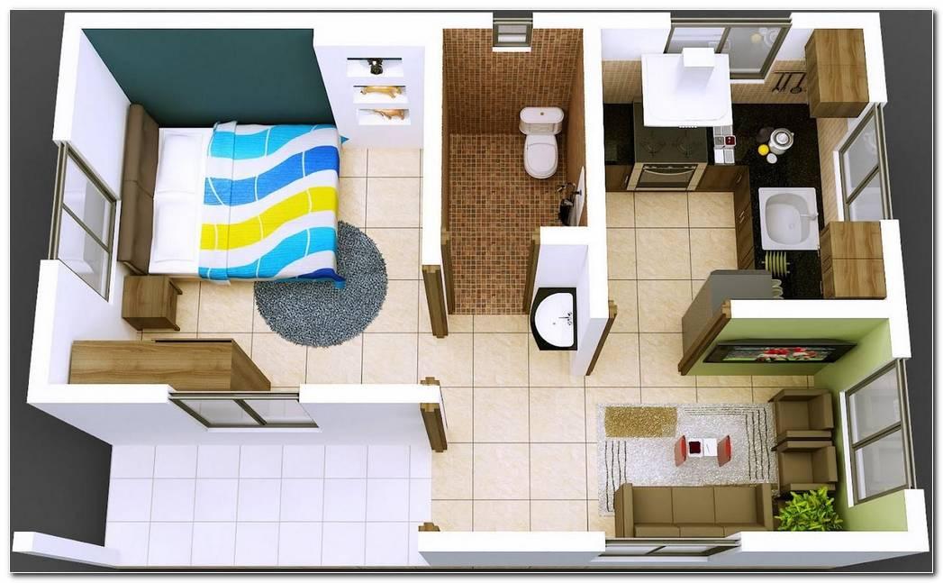 Dormitorio 2 Metros Cuadrados