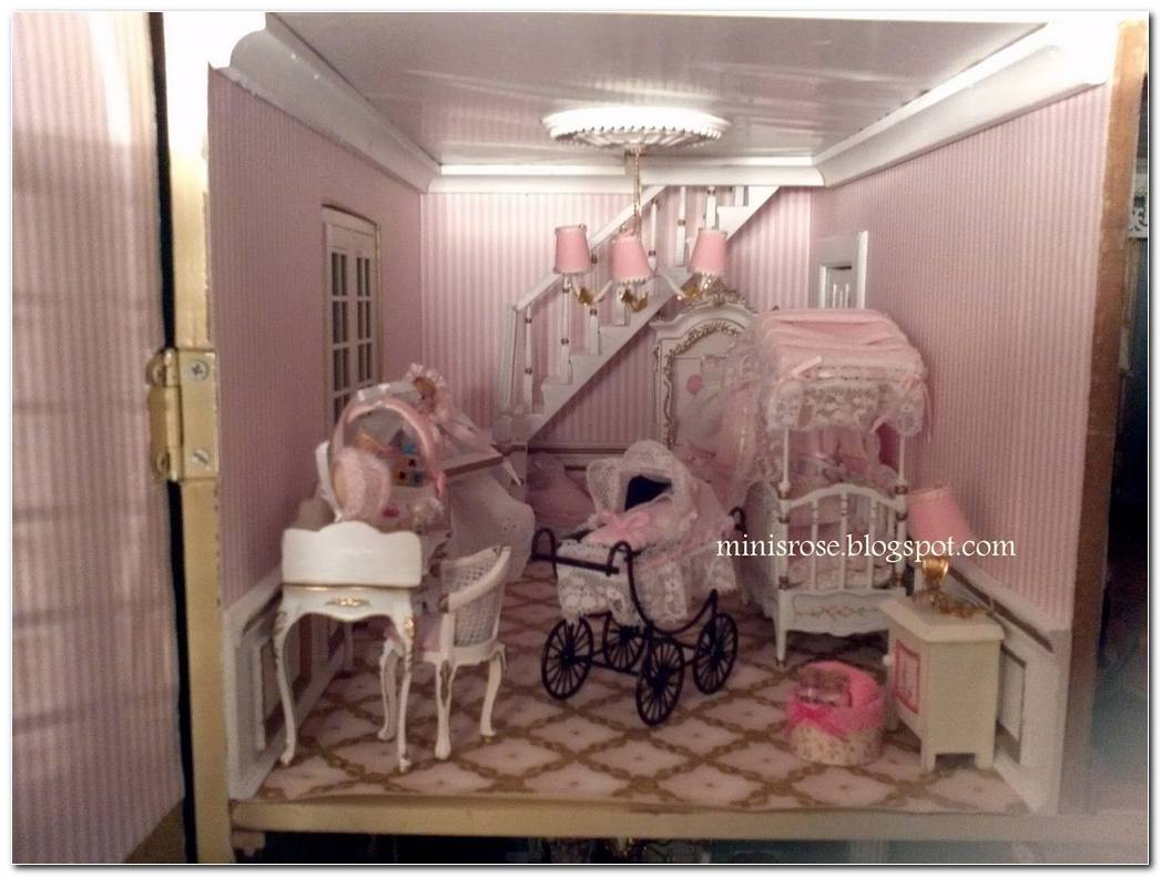 Dormitorio Casa De Mu?ecas
