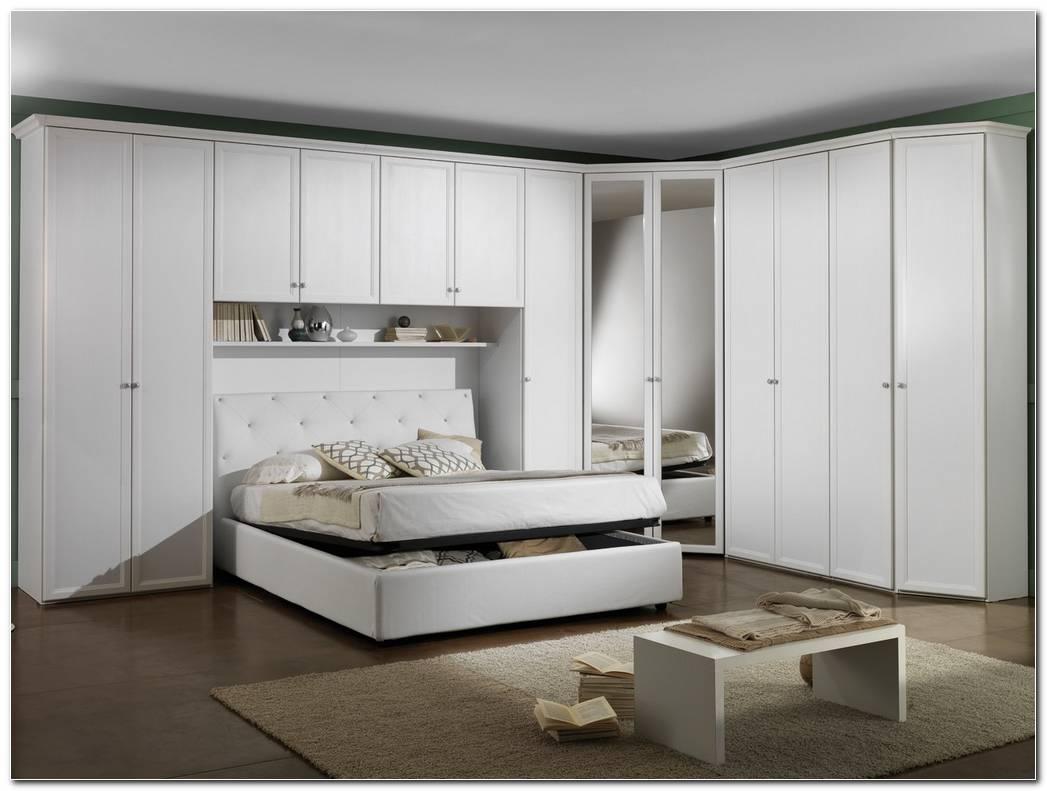 Dormitorio Completo Con Armario