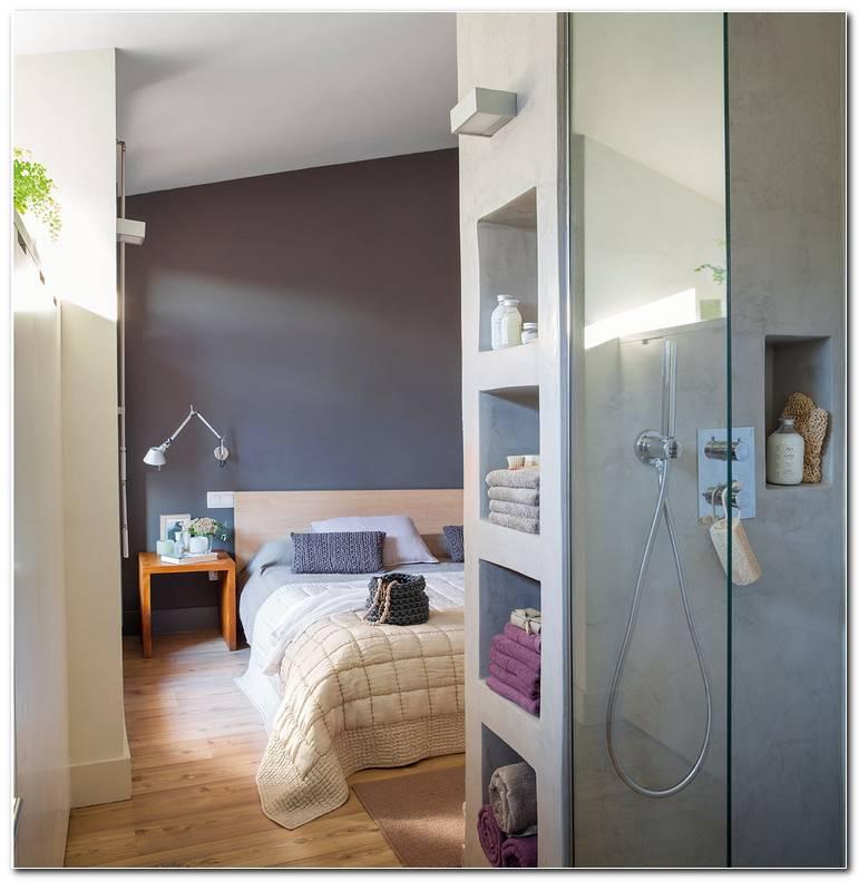 Dormitorio Con Ba?o Y Vestidor Integrado