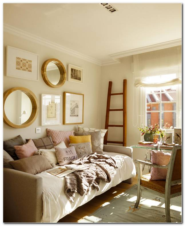 Dormitorio Con Sof? Cama