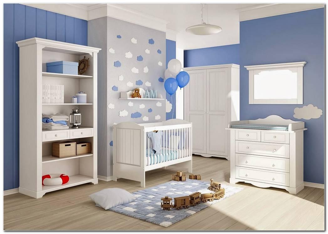 Dormitorio De Bebe Varon