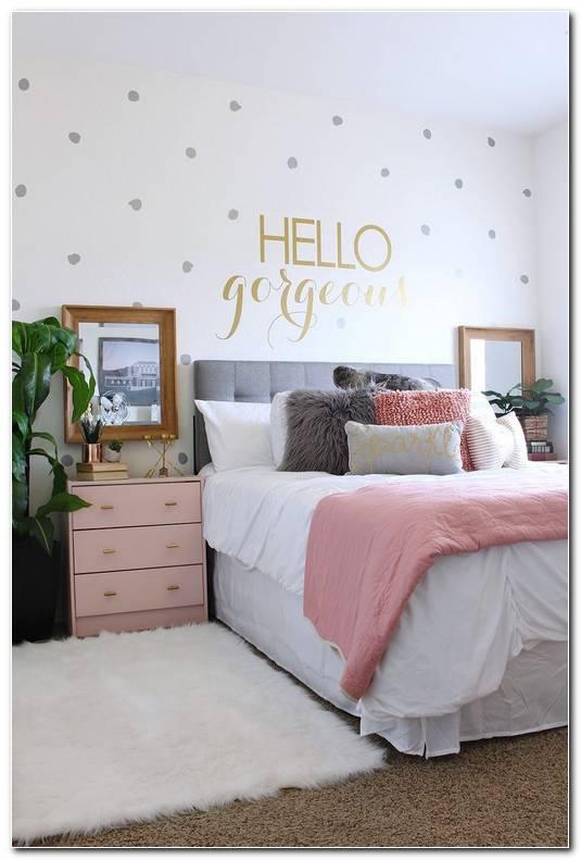 Dormitorio De Mujer
