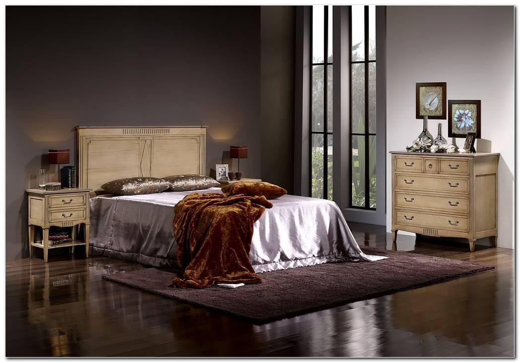 Dormitorio En Frances