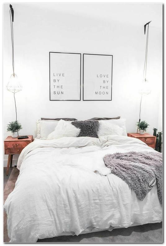 Dormitorio Estilo Nordico