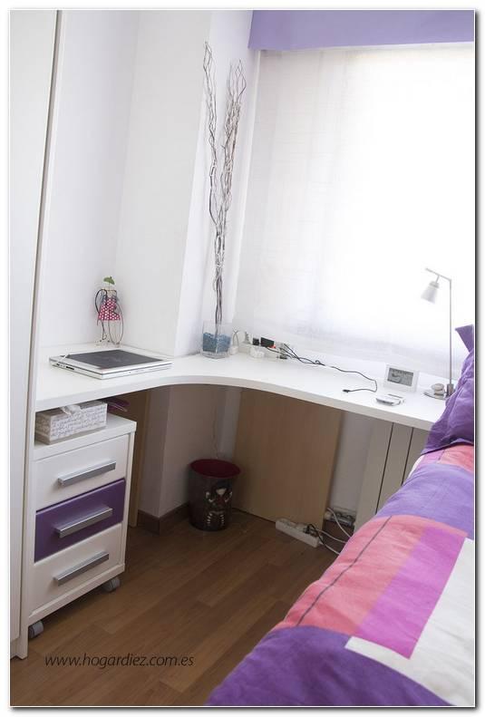 Dormitorio Juvenil 7 Metros Cuadrados