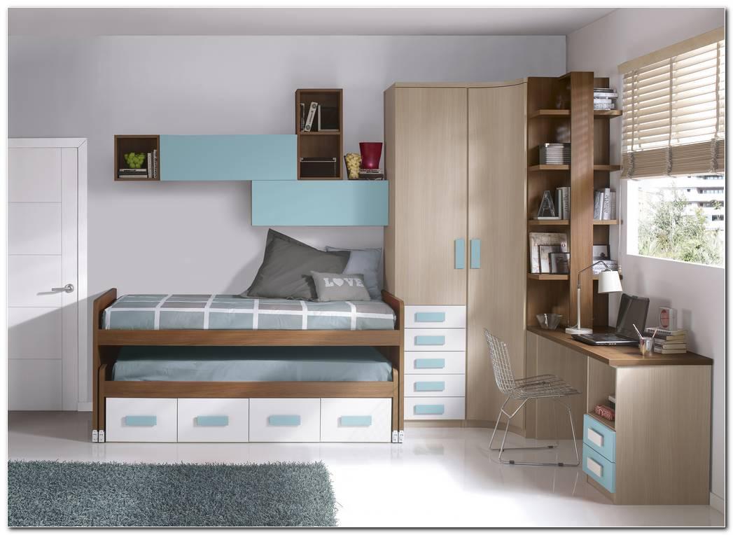 Dormitorio Juvenil 8 Metros Cuadrados