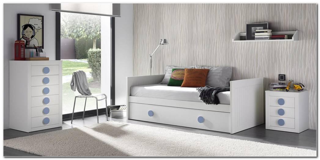 Dormitorio Juvenil Blanco