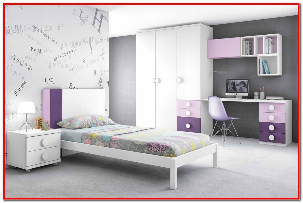 Dormitorio Juvenil Cama 105