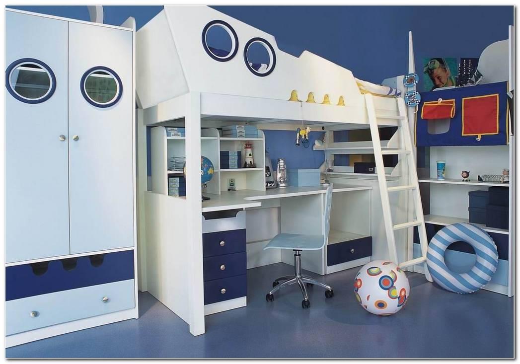 Dormitorio Juvenil Estilo Marinero