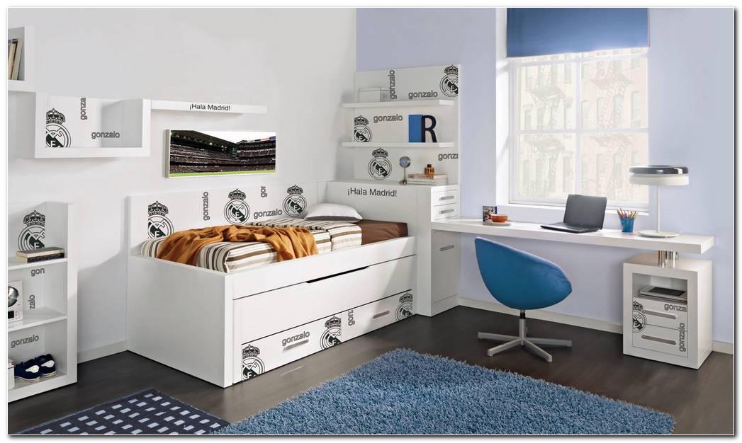 Dormitorio Juvenil Real Madrid