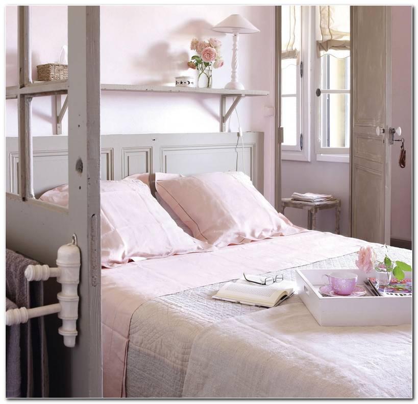 Dormitorio Matrimonio Gris Y Rosa