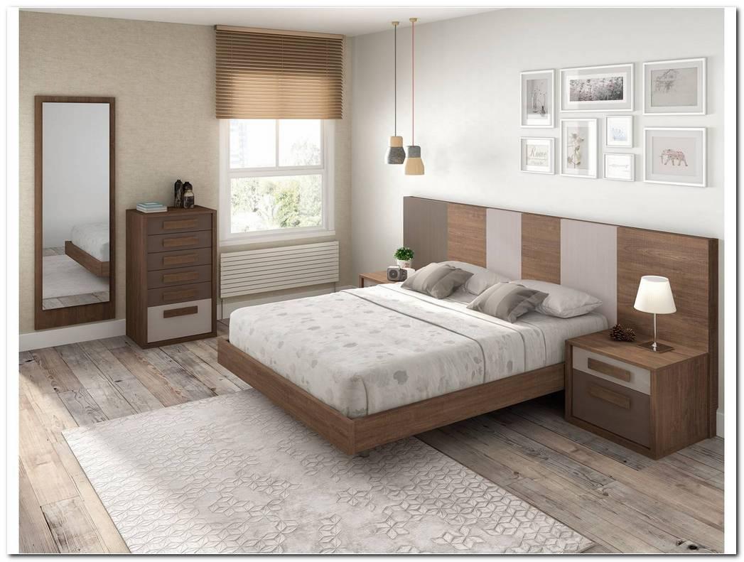 Dormitorio Matrimonio Moderno Con Canape