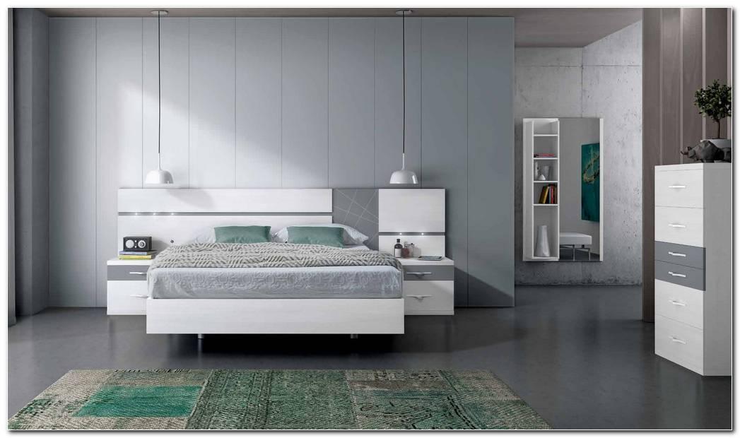 Dormitorio Moderno 007