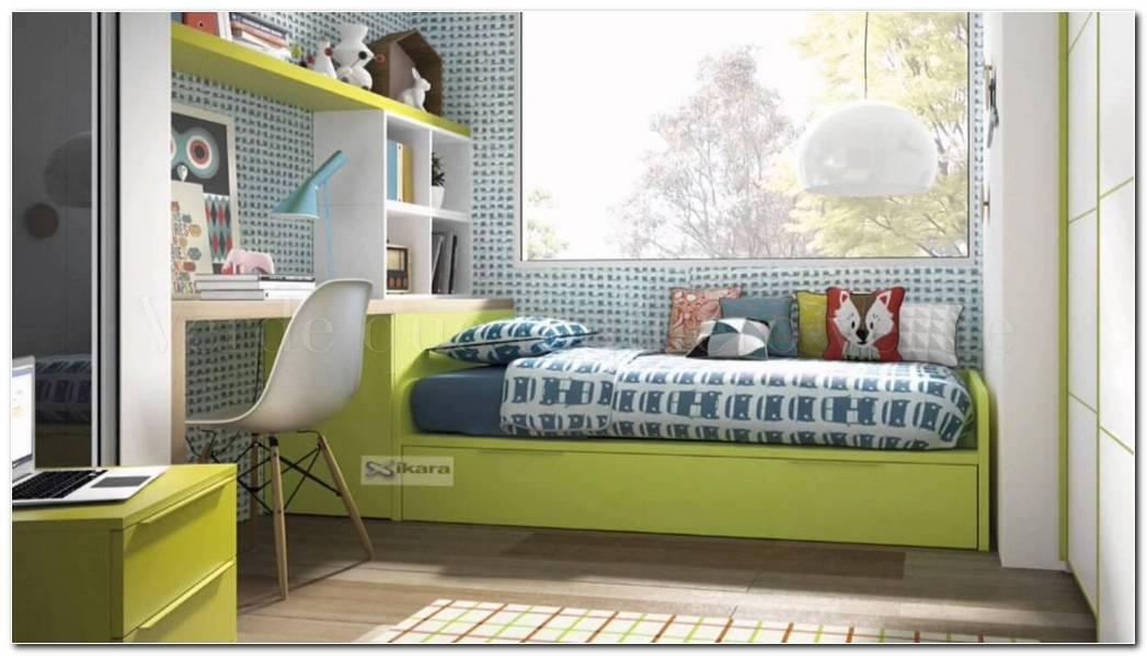 Dormitorio Para 4 Ni Os