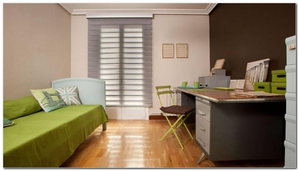 Dormitorio Y Estudio 2 En 1
