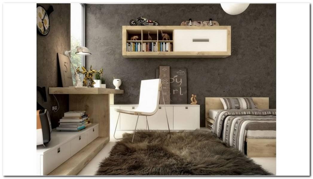 Dormitorio Y Oficina