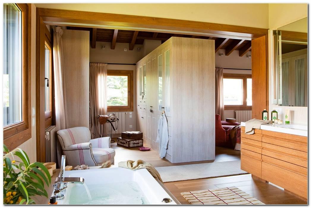 Dormitorio Y Vestidor Juntos