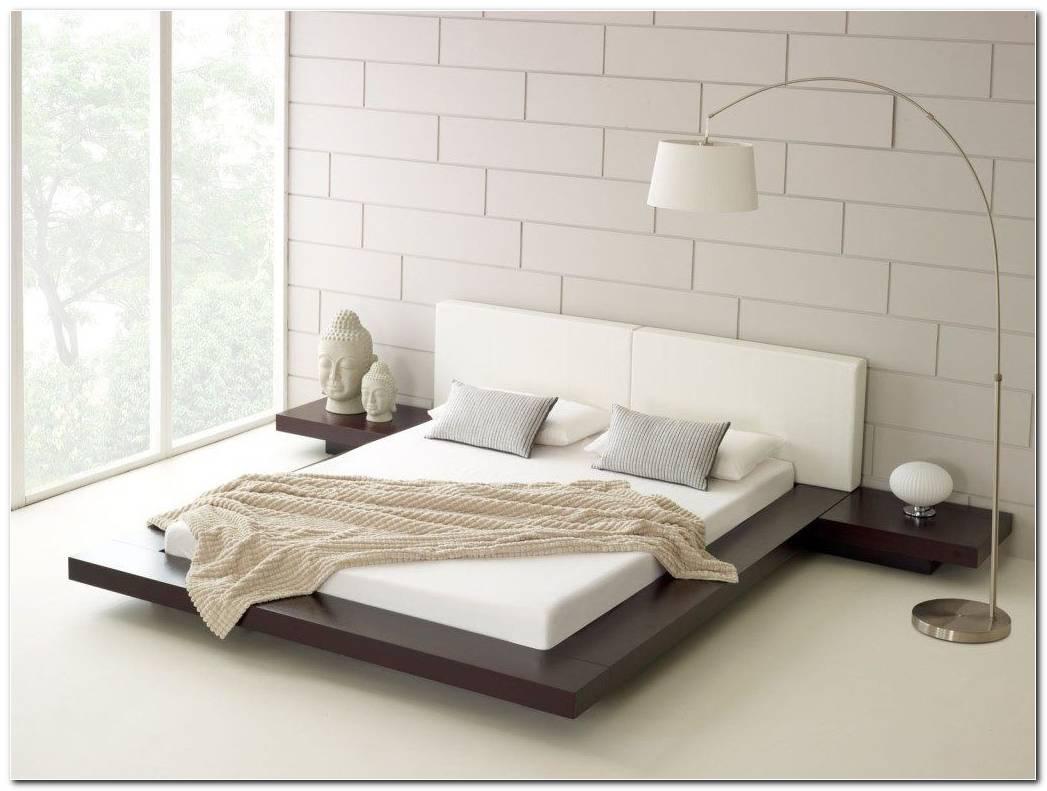 Dormitorio Zen Oriental