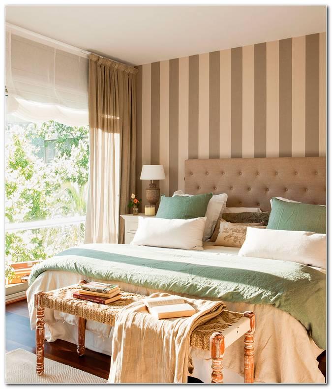 Dormitorios A Rayas