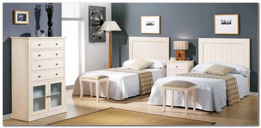 Dormitorios Con Dos Camas De 105