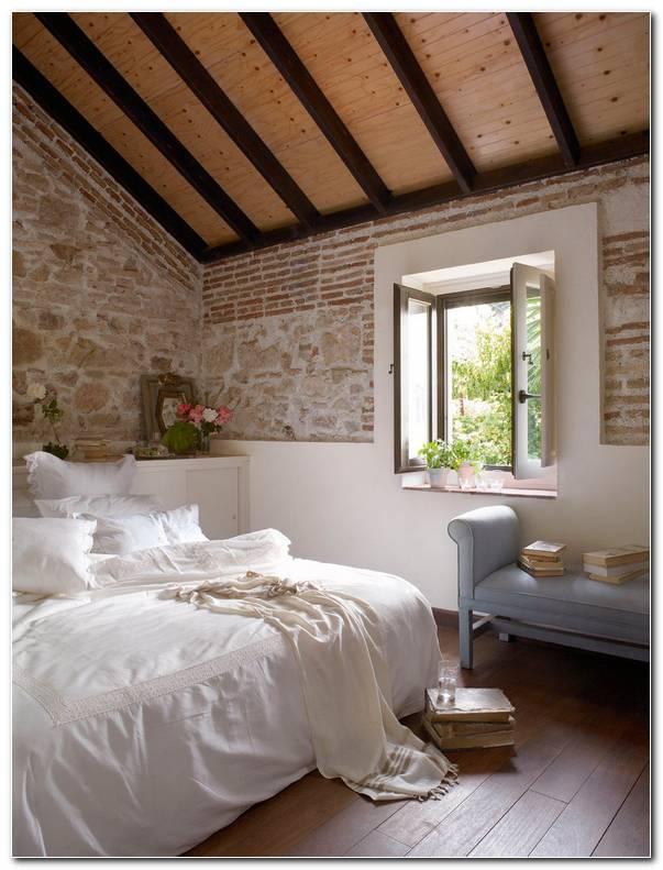 Dormitorios Con Piedras En La Pared