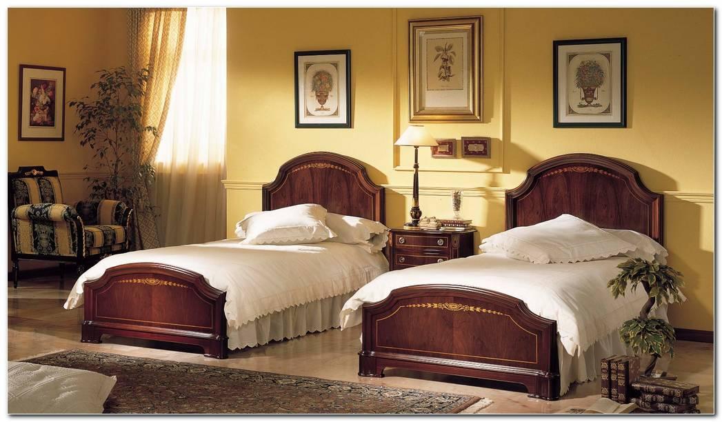 Dormitorios De Dos Camas Cl?sicas