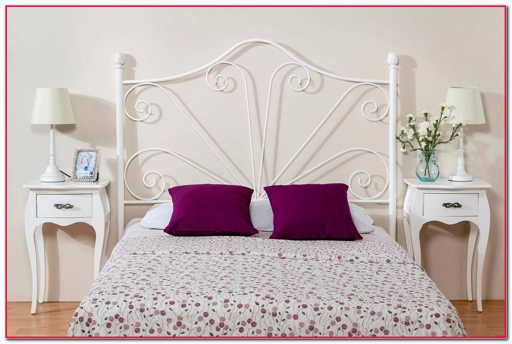 Dormitorios De Forja Blanco