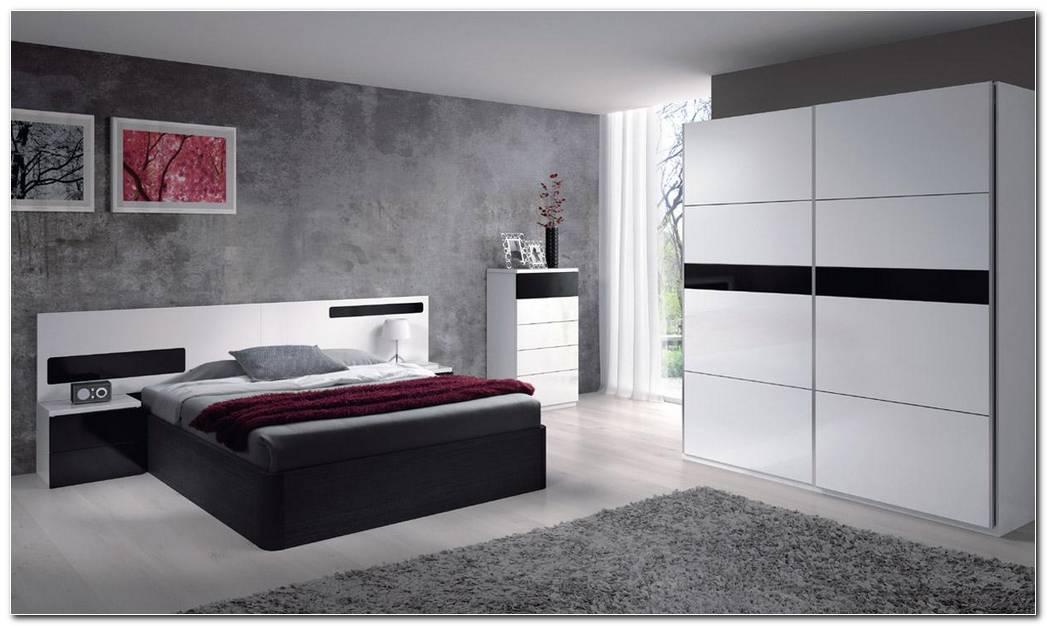 Dormitorios De Matrimonio Modernos Blancos