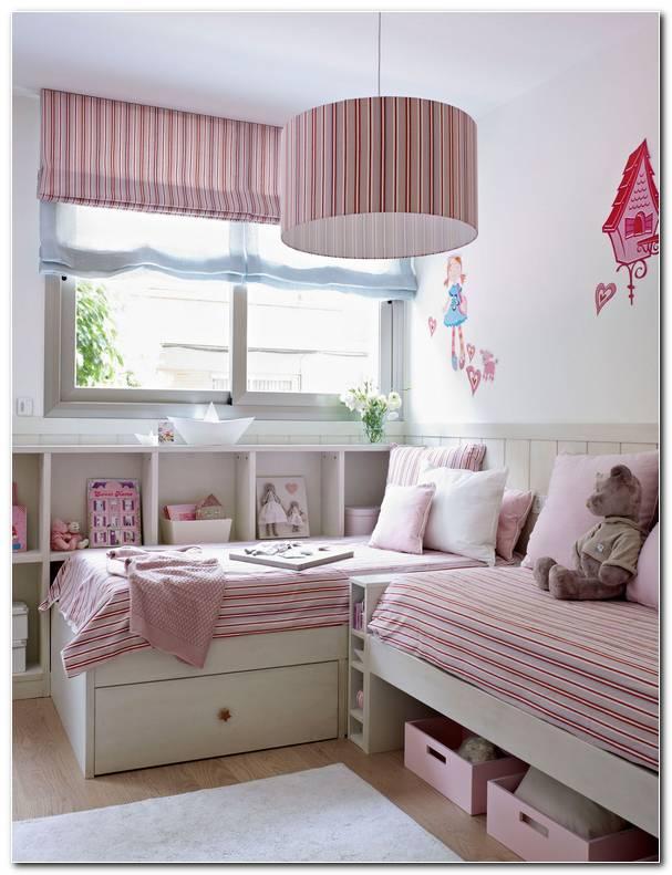 Dormitorios De Ni?as Con Dos Camas
