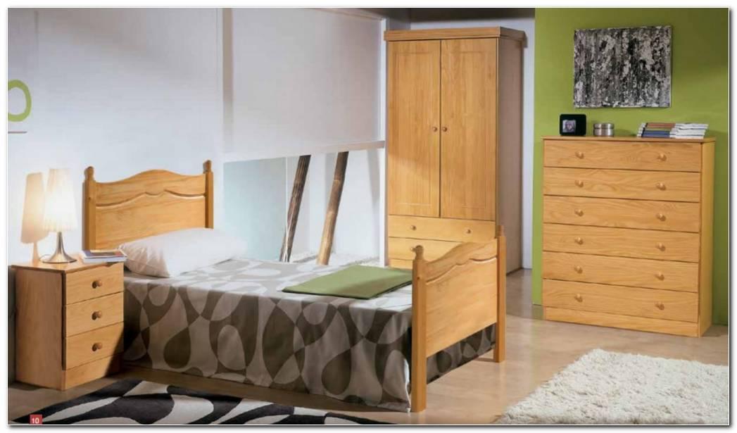 Dormitorios De Pino Baratos