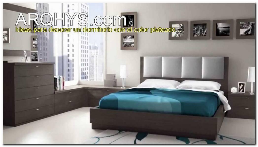 Dormitorios En Color Plata