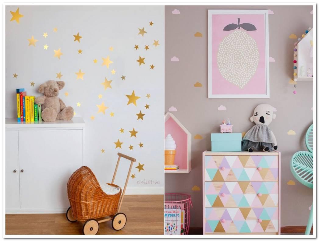 Dormitorios Infantiles Con Vinilos