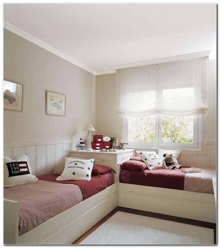 Dormitorios Infantiles Dos Camas Individuales