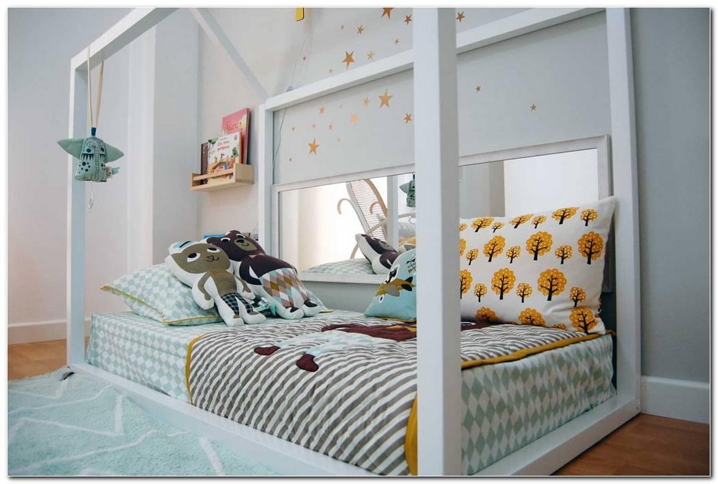 Dormitorios Infantiles Estilo Montessori