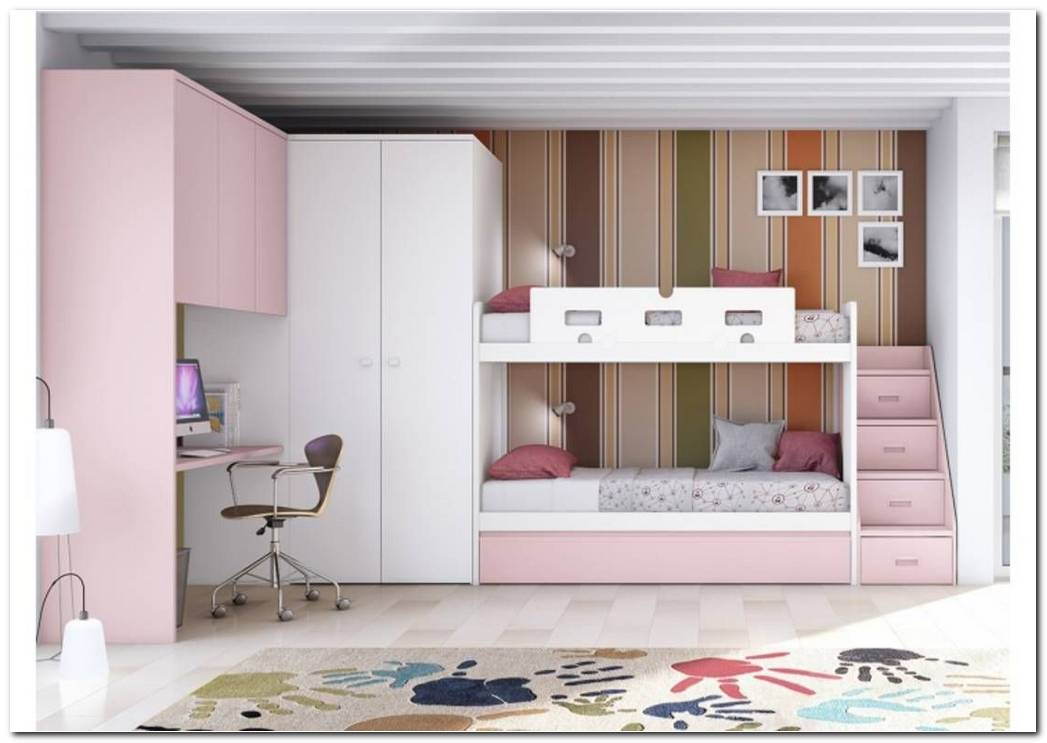 Dormitorios Infantiles Ni?a Modernos