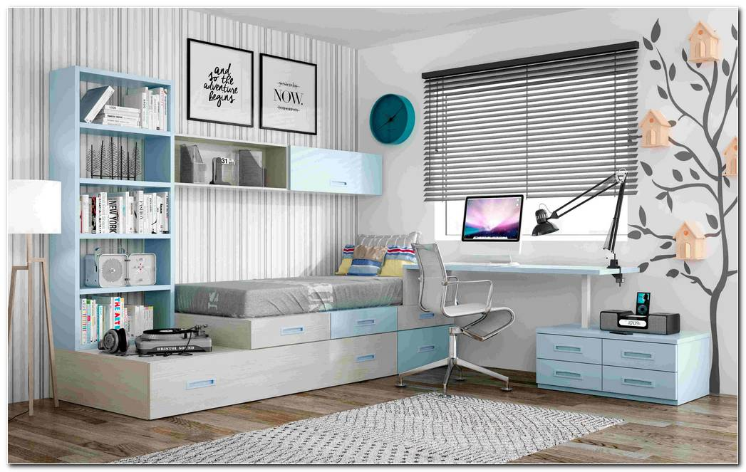 Dormitorios Juveniles A Buen Precio