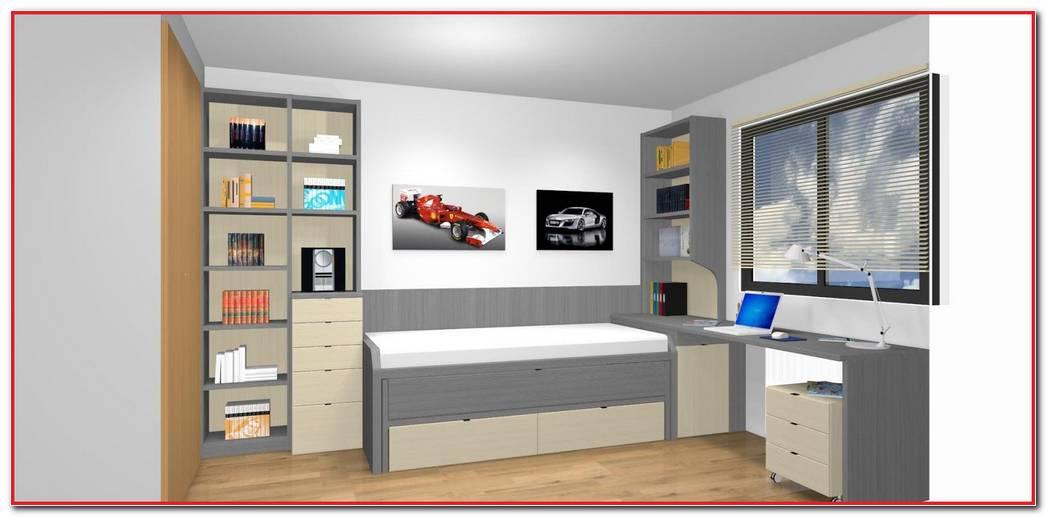 Dormitorios Juveniles A Medida En Madrid