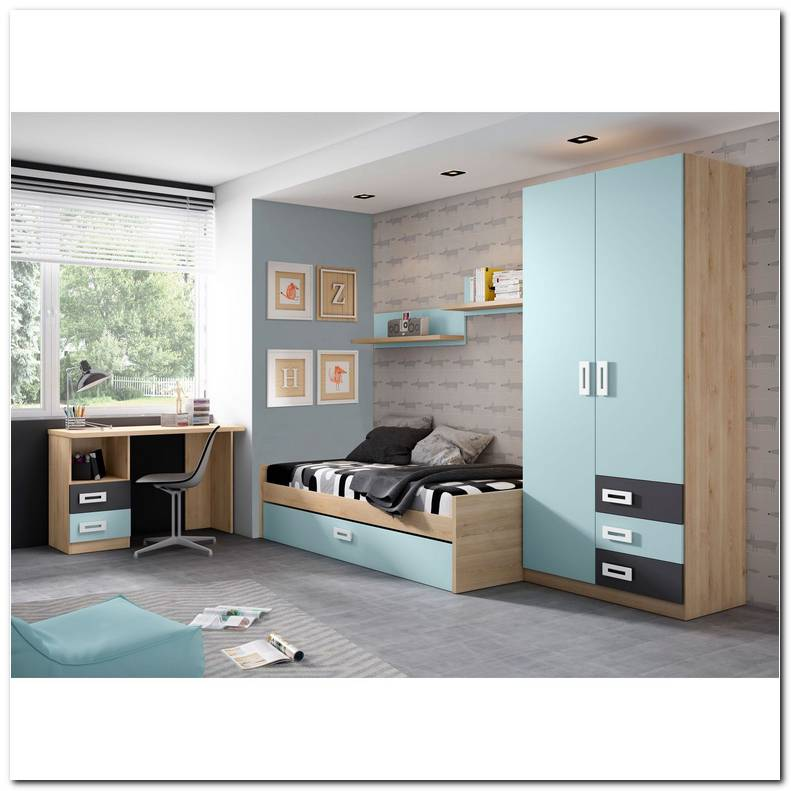 Dormitorios Juveniles Ahorro Total