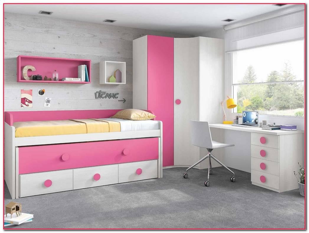 Dormitorios Juveniles Blancos Baratos