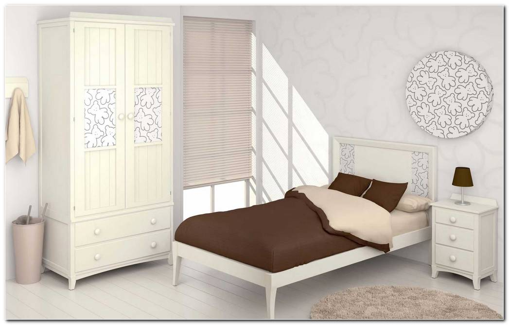 Dormitorios Juveniles Cama 105 Cm