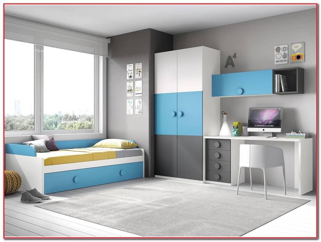 Dormitorios Juveniles Cama Nido Doble