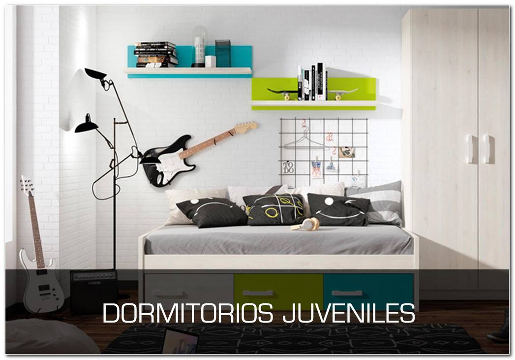 Dormitorios Juveniles Ciudad Real