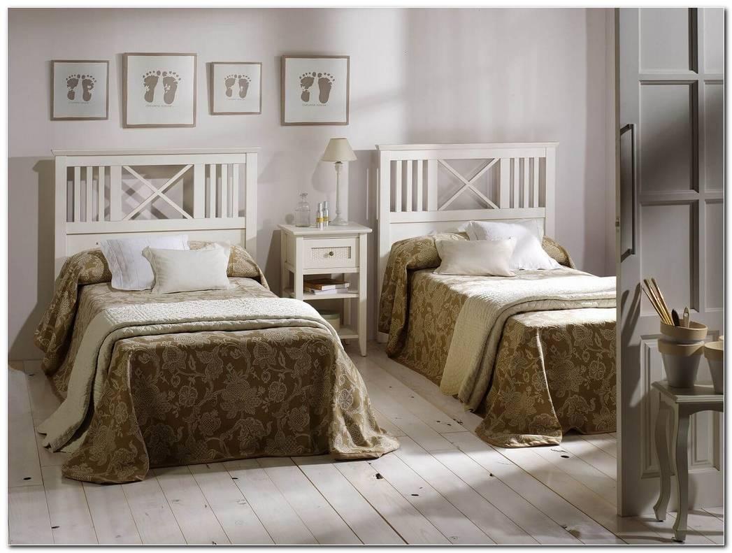 Dormitorios Juveniles Clasicos Dos Camas