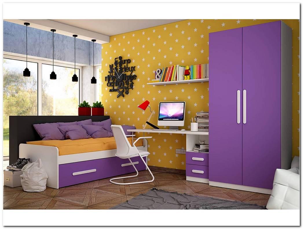 Dormitorios Juveniles Completos Precios