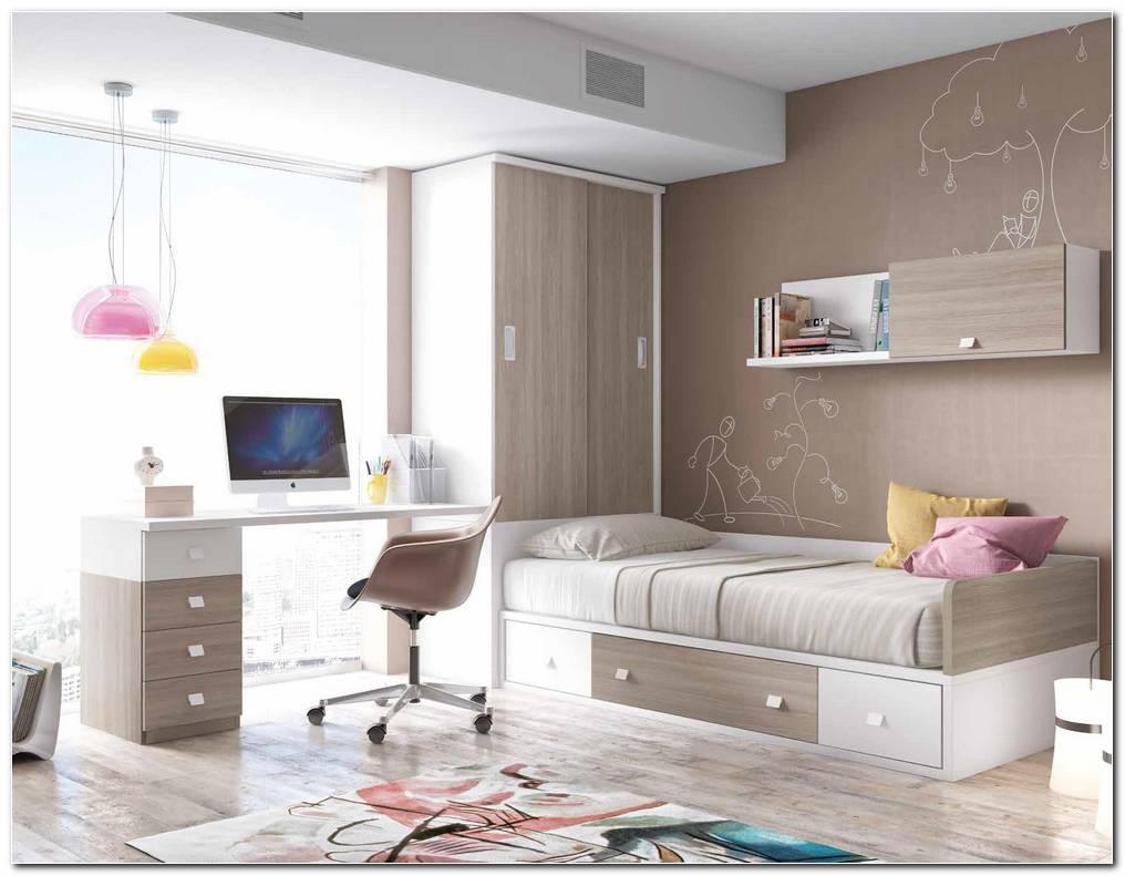 Dormitorios Juveniles Con Cama Nido De 105