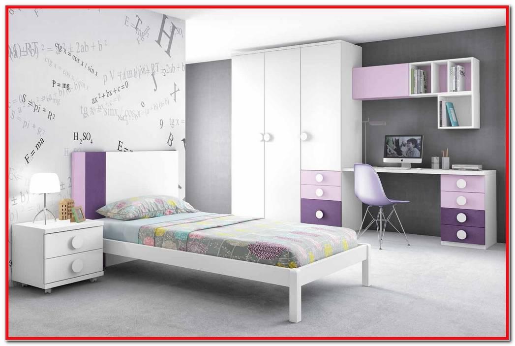 Dormitorios Juveniles Con Camas De 105 Cm